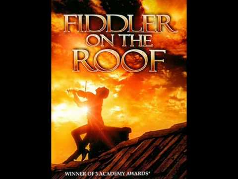 Fiddler on the roof Soundtrack: 12 - Chava ballet sequence