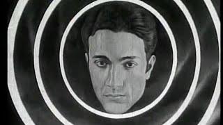 أعلان نادر فيلم دموع الحب ١٩٣٥  محمد عبد الوهاب ونجاة على إخراج محمد كريم