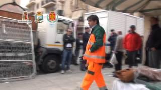 Palermo, controlli e sequestri a Ballarò