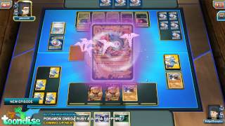 Pokémon XY TCG Online - Season 5, Episode 4 - A Mega Lucario Evolution