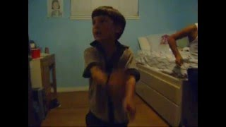 ricky dancing - low