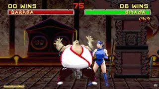 Mortal Kombat 2 ALL Fatalities and Stage Fatalities