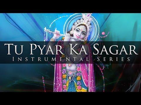 Instrumental Tu Pyar Ka Sagar Hai Sitar Flute & Santoor