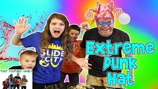EXTREME DUNK HAT / That YouTub3 Family
