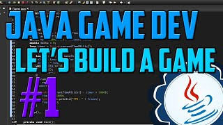 Download Java Programming: Let's Build a Game #1 3Gp Mp4