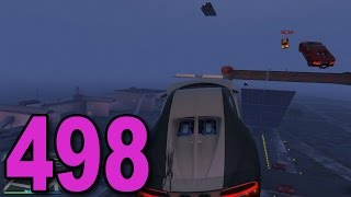 Grand Theft Auto 5 Multiplayer - Part 498 - Stunters vs RPGs (With a Twist)