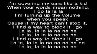 [Lyrics] Naughty boy - La La La feat (Sam Smith) [Paroles]