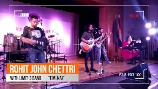 Rohit John Chhetri ||Timi nai || Live in Boulder 2017
