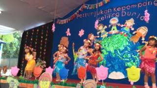 Sabira show kepompong