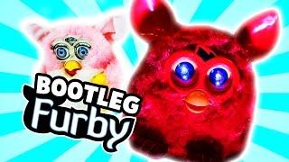 Bootleg Furby Toys