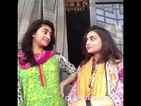 Desi girl funny video