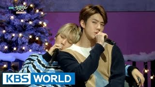 Music Bank - English Lyrics   뮤직뱅크 - 영어자막본 (2016.01.02)
