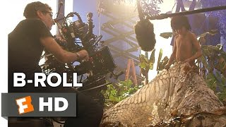 The Jungle Book B-ROLL (2016) - Scarlett Johansson, Lupita Nyong'o Movie HD