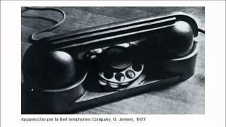 RENATO DE FUSCO. Lezioni di storia del design, 4/5. Il design del XX secolo