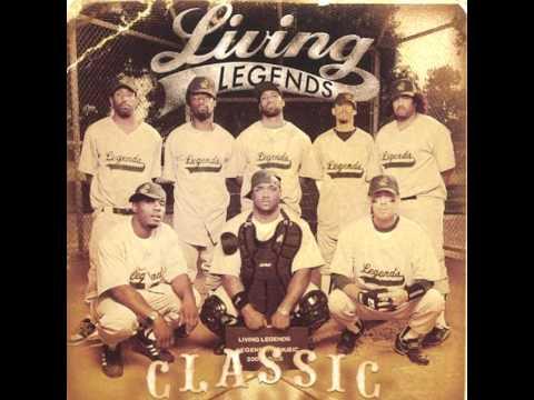 Living Legends Never Fallin Instrumental