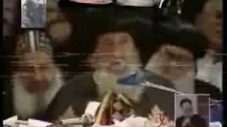 الشيخ محمد الزغبي يسأل والبابا شنوده يستهبل فضيحه