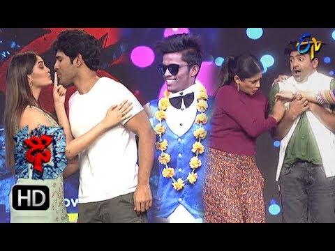 Xxx Mp4 Dhee 10 10th January 2018 Full Episode ETV Telugu 3gp Sex