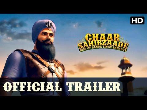 Chaar Sahibzaade: Rise Of Banda Singh Bahadur | Official Hindi Trailer With Subtitles