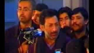 Hasan Sadiq - Abbas Key Parcham ko Hawa choom rahi hai