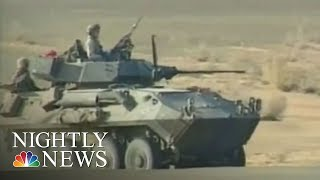 Taliban Resurgence In Afghanistan, 16 Years After 9/11 | NBC Nightly News