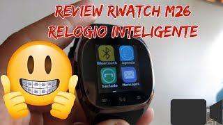 REVIEW SMARTWATCH M26 - RELÓGIO INTELIGENTE E BARATO