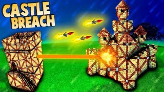 BOSS BATTLE and Castle Siege FORTS! (Forts Gameplay)