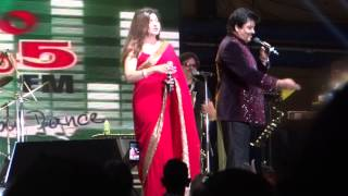 Mere Mehboob Mere Sanam-Udit Narayan and Alka Yagnik