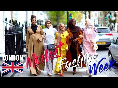 Xxx Mp4 London Modest Fashion Week Modest Fashion Bloggers Unite 3gp Sex