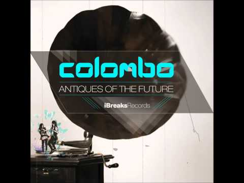 Colombo - Antiques of the Future [full album] 2011