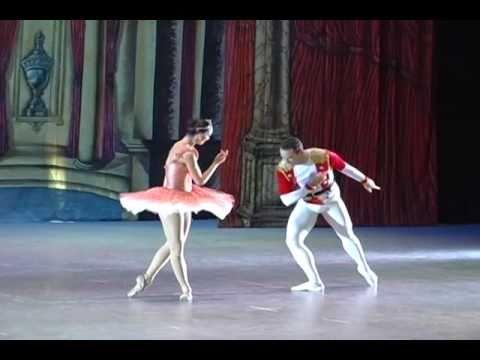Grand pas de El Cascanueces. Ballet Clasico Santiago Rep Dominicana