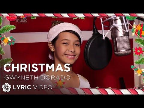 Gwyneth Dorado - Christmas (A Time To Love) (Official Lyric Video)