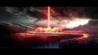 Halo Wars 2 - Act ll: Jerome Fights Banished & Isabel Hacks Enduring Conviction CGI Cutscene XBO