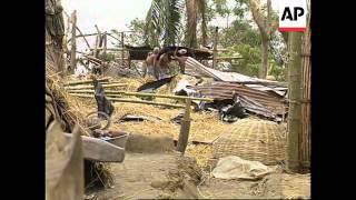 BANGLADESH: OVER 500 PEOPLE DIE IN DEADLY TORNADO
