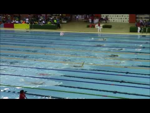 Xxx Mp4 XXX CCCAN Swimming Championships 2017 Girls 13 14 200m Backstroke Final 3gp Sex
