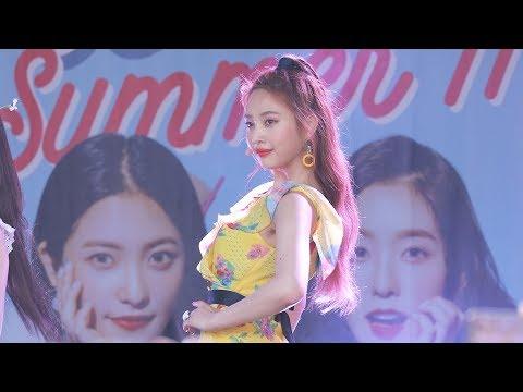 180812 레드벨벳(Red Velvet) 조이(Joy) - Power Up (파워업) [캐리비안베이팬사인회] 4K 직캠 by 비몽