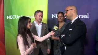 Tim Love, Antonia Lofaso, & Joe Bastianich @ NBC Universal's Winter Press Tour Event | Afte