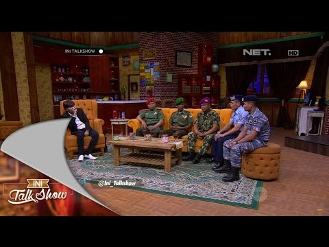 Ini Talk Show 5 Oktober 2015 Part 56 - Spesial Hut TNI Ke 70