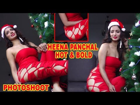 Xxx Mp4 Heena Panchal Hot Heena Panchal Hot Bold Heena Panchal Christmas HOT Photoshoot 2017 3gp Sex