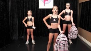 Power Girl Fitness - 40 Minute TOTAL BODY