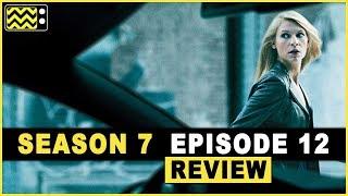 Homeland Season 7 Episodes 12 Review w/ Geoff Pierson | AfterBuzz TV