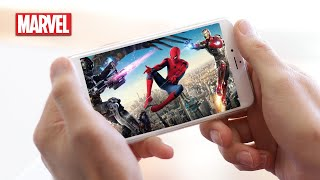 Top 10 SPIDERMAN Games for Android of 2018 - Console Games on Mobile - DOWNLOAD LINKS!