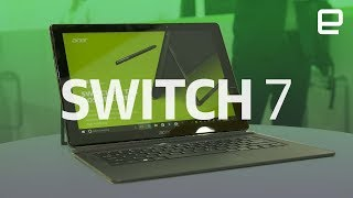 Acer Switch 7 first look at IFA 2017