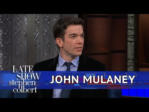 Xxx Mp4 John Mulaney Has A Picture Of A Ghost Maybe 3gp Sex