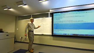 Statistics with R: Dummy Variables, Lesson 14 by Courtney Brown