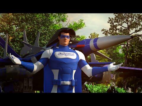 Commander Safeguard Jungle Main Mungle New Episode