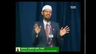 Debate-Dr Zakir Naik vs Rashmi bahi zaveri- Is Non Veg food Permitted or Prohibited Part 1 of 2