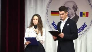 Intilnirea absolventilor 2016 ( LT M.Kogalniceanu)