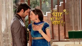 Iss pyaar ko kya naam doon Romantic moments