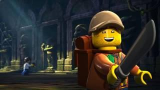 Jungle Rumble Part 3 - LEGO City - Mini Movie
