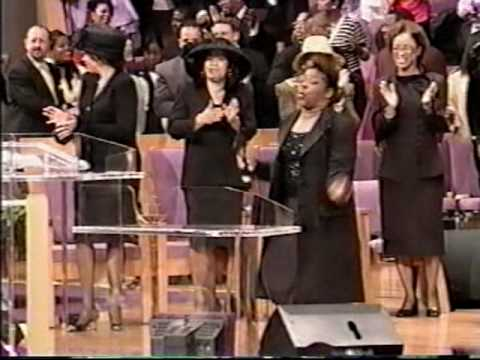 Beverly Crawford quick praise break